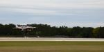 Ground effect takeoff at College Station