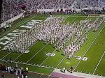 The Fightin' Texas Aggie Band Performing
